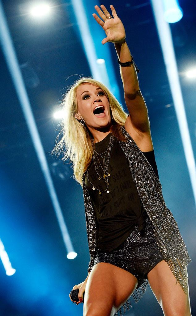 Carrie Underwood can rap?! Watch her amazing cover of Wiz Khalifa's