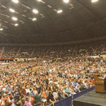 Check out the crowd size for @SenSanders http://t.co/deJv0A5veF