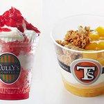 [明日発売] タリーズよりギリシャスタイルヨーグルトを使用した新作スイーツ - マンゴーとイチゴの爽やかな味わい - http://t.co/sp6DtoCTft http://t.co/kYjmfoO0Iu