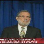 #Envivo: El Gobierno dominicano fija posición sobre acusaciones de #HumanRightsWatch. Ahora por @CDN37 http://t.co/zAlalMTTVv