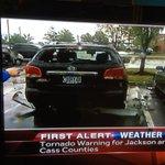 470 & Douglas storm damage. Lees Summit. ( from @HaleyKMBC ) http://t.co/O2QZuxuBCb