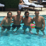 What did the #mufc players get up to over the summer? http://t.co/fWbPnZt4JI http://t.co/If5gPQh3ic