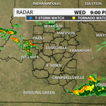 StormView HD radar update. Get full weather forecast information at http://t.co/0cuAoB1vBD #KYwx #INwx http://t.co/M6fnyTMoqN
