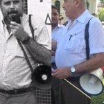 No se si usa el mismo megáfono, pero seguro sí lucha por los mismos ideales 40 años después! http://t.co/wcXm69mPd8