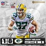 """""""@nflnetwork: NUMBER 18:  @Packers WR @JordyRNelson! #NFLTop100 http://t.co/hs9XltuvzT"""""""