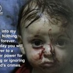 """""""@RevolutionSyria: Nothing lasts forever.. #Syria http://t.co/PzPizLeI7B"""""""