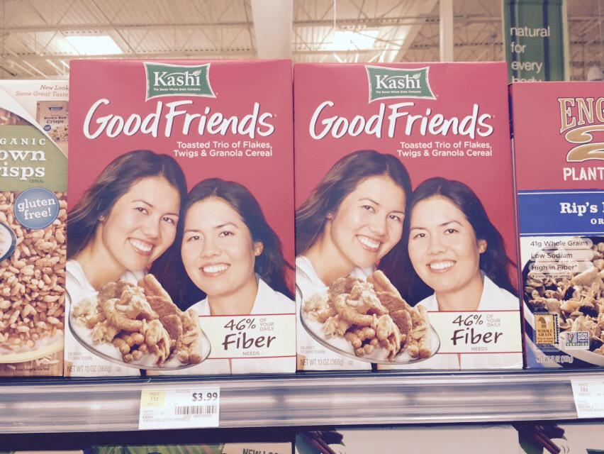 """""""Excuse me, I'm looking for cereal with lightly coded lesbian undertones?""""  """"Will this do?""""  """"I said 'lightly coded."""" http://t.co/n77x5eSx7T"""