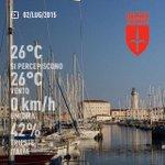 Buona giornata #Trieste! ☀️ http://t.co/hsSVDO5SM5