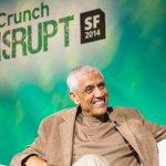 Legendary venture capitalist Vinod Khosla is returning to Disrupt SF http://t.co/tbr6wcDuPW
