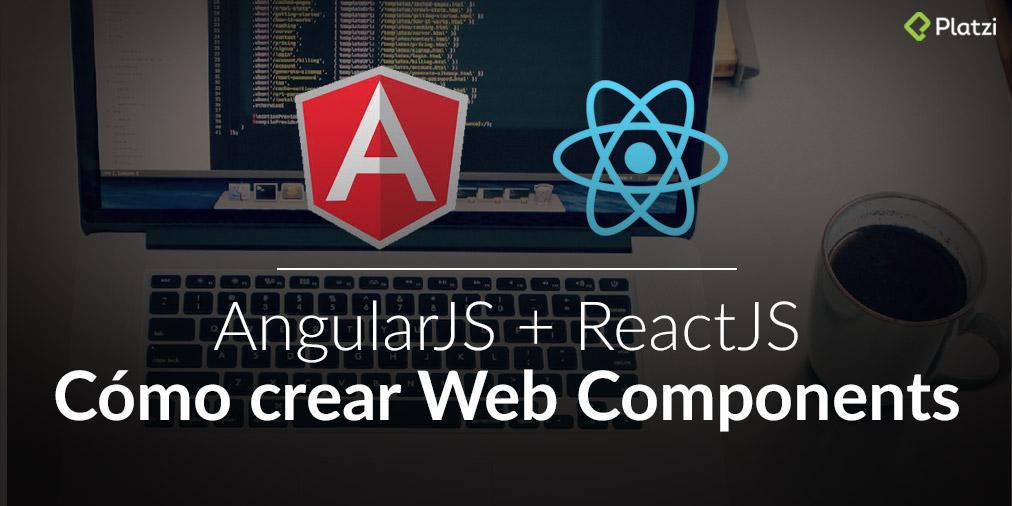 Aprende cómo usar Web Components con Angular.js y React.js. Una excelente combinación ☛ https://t.co/GnYxYRFE5H http://t.co/ij1rigAFr7
