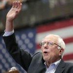 Photos: Presidential candidate Bernie Sanders in Madison http://t.co/mc6MGCnkkp http://t.co/aofKBHvzVq