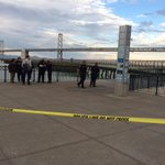 #BREAKING shooting at Pier14 near #SanFrancisco Ferry Building. @SFPD tell me Embarcadero northbound closed 1-2hrs. http://t.co/kDy2BcxIJk