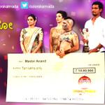 RT @PriyaManiWeb: #DancingStar2 #Finale  @priyamani6 & @MayuriUpadhya with winner of #DS2 #Anand n his team Congrats frm #PMW Admins :) htt…