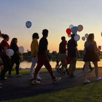 Balloon send-off remembers victim of Friday stabbing http://t.co/WQCCAdLqaJ Story by @BenRodgers1 http://t.co/F2nP18Blyg