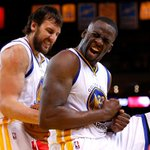 Draymond Green reportedly agrees to 5 year, $85M contract with #Warriors. http://t.co/k6ACcxywMi #DubNation http://t.co/yXYnfk1hcU