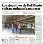 #ProvinciasPA analizan posible reactivación de la zona bananera de Chiriquí http://t.co/o4C98nHrGm