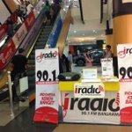 I-Listeners, udah ngambil formulir Iradio Berburu Penyiar di Duta Mall belum? Buruuaan :D #IndonesiaKerenBanget http://t.co/vtBi66o2yb