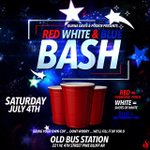 @omg2geekd Saturday @ Old Bus Station 221 W. 4th Street Pine Bluff , Arkansas #4thofJulyBash 🇺🇸 http://t.co/vBTbj35o5F