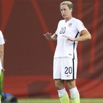 .@TheBuzzerOnFOX asked #USWNT players to impersonate @AbbyWambach. Then this happened: http://t.co/4Splsh68iL. http://t.co/X1xEAkphzW