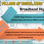 #DigitalIndiaWeek- Pillars of #DigitalIndia- Broadband Highways http://t.co/KYJZ7P22Y2