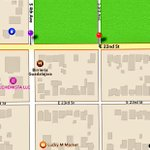 TPD is investigating a fatal hit & run w/pedestrian. 22nd is shut down - 4th to 3rd. Call 911 w/any info. Avoid area http://t.co/Mjj3lTTUYI