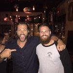 Hey @amellywood you look SOOOOO handsome with your beard! http://t.co/zQzeeVC46U