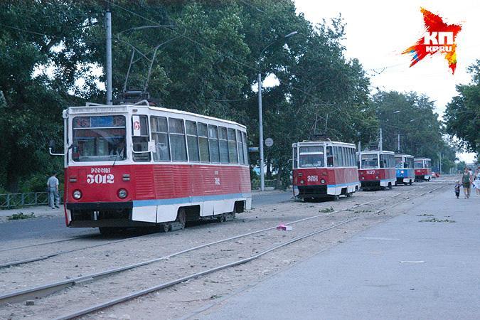 На левом берегу Новосибирска