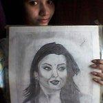 @PrafullaArtFdn #KnowThyArtist my ART selfie.. :) http://t.co/gyA5TdKnIw