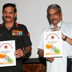 #DigitalIndiaWeek 1. Defence Minister @manoharparrikar launches Army Record Offices Process Automation (ARPAN) 3.0 http://t.co/0WsOOlUoq6