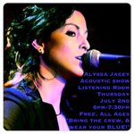 Playing @listeningroom #Nashville #TONIGHT 6pm-7:30pm! #FREE! #ALLAGES! #WearBlue! http://t.co/APE3rKaoYM http://t.co/Zq4eziUM7a