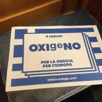 A breve conf. stampa #Sel a sostegno del popolo greco e del suo governo @sinistraelib @nichivendola #Grecia #OXI http://t.co/9XuVlwFemT
