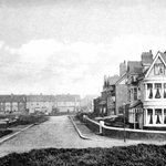 Alexandra Road (Beaufort Ave) from across Red Bank Road. #Blackpool #Bispham #NorthWest http://t.co/NpUIHiVlzP