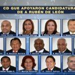"""Los diputados del @CaDemocratico que """"sellaron"""" el triunfo de @rdeleonsanchez Síguenos en --> http://t.co/Wu4RmOBtiz http://t.co/UOUNv3kC4t"""