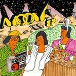 ZEN-LA-ROCK、夏の新作から「MOON feat G.RINA」MV公開 http://t.co/v4ZdDPuyWh http://t.co/h3hlVzIrfI