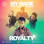 New @Royalty_zambia Ft @Dope_G @Iam_Thugga @Fjayrnb My Name out tomorrow. http://t.co/KTiknf0QZ2 http://t.co/qXoUVIiUYu