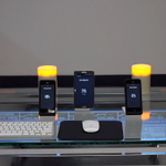 Energous' WattUp is a wireless charger for electronic devices http://t.co/HhMYYWNY75