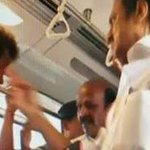 The joyride that wasnt. DMKs Stalin accused of slapping metro co-passenger http://t.co/51QQrWG8Xx http://t.co/1QgZUxaGdw