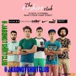 @JabongIndia LETS SHOUT LOUDLY.... #JabongTShirtClub  #JabongTShirtClub  #JabongTShirtClub  #JabongTShirtClub http://t.co/begLPLyaNh  1