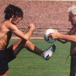 R.i.p Tiburce Tu as été mon ami ,mon mentor . Le monde du sport perd son plus grand préparateur physique et mental http://t.co/L6BZ6loMZ5