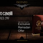 #RobertoCavalli Tiger for #women available on 299AED in #Ramadan #special offers.Order http://t.co/iEQGnDDftO #Dubai http://t.co/PDrxHX4d5N