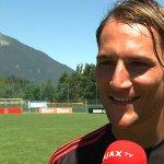 [VIDEO] Nemanja Gudelj: 'Ik heb het echt goed naar mijn zin' #Ajax #trainingskamp http://t.co/05njuxL9sS http://t.co/cgspUiCDvr