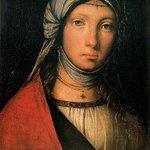 Zingarella del Boccaccino..pochi visi raccontano così tante storie..#buongiorno twitterucci ????.. #mioebook #art #arte http://t.co/k17tuJ8ELn