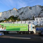 Spotted at Dover this morning... http://t.co/3RCTQp7mdl