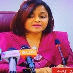 FM Ms Dhunya threatens to leave the Commonwealth if CMAG does not remove #Maldives from its agenda @commonwealthsec http://t.co/WwI315n89n