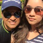. @sachin_rt via Facebook. Selfie with my Daughter Sara. http://t.co/7XYxlCQVeg