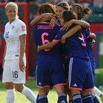 Japón a la final del Mundial Femenino. Vía: @MiDiarioPanama @Billy_Pineda @ftijerino http://t.co/evC8UKfz54 http://t.co/5SLe1itz4U