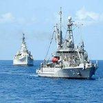 Le navire américain de sauvetage et de secours USNS Grasp, est à Abidjan. http://t.co/jUqDBS8DRL http://t.co/9dBhPizhkc