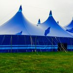 Good morning form the #SlamTent!   THIS TIME IN ONE WEEK LADS!  #TITP2015 http://t.co/8EM4EZnpaP