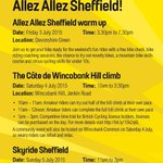 A whole year since the Le Tour came to #Sheffield?! Celebrate the anniversary with #AllezSheffield free events http://t.co/LSEbU56OeT