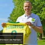 [OFFICIEL] Kolbeinn Sigthórsson rejoint le #FCNantes #Velkomin #Numero9  http://t.co/KBgxJxtqAf http://t.co/2pnhxORjck